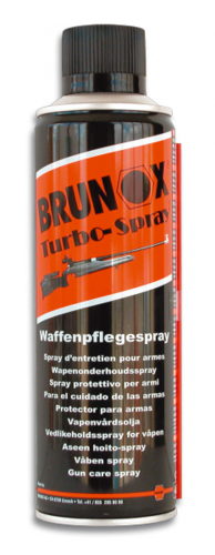 Lubrificante para armas BRUNOX - Spray 300ml