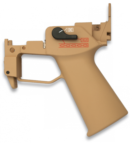 Punho GOLDEN EAGLE para G Series